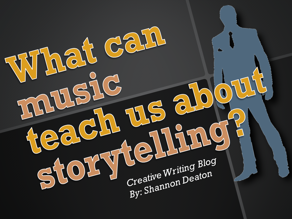 What Music Can Teach Us About Storytelling