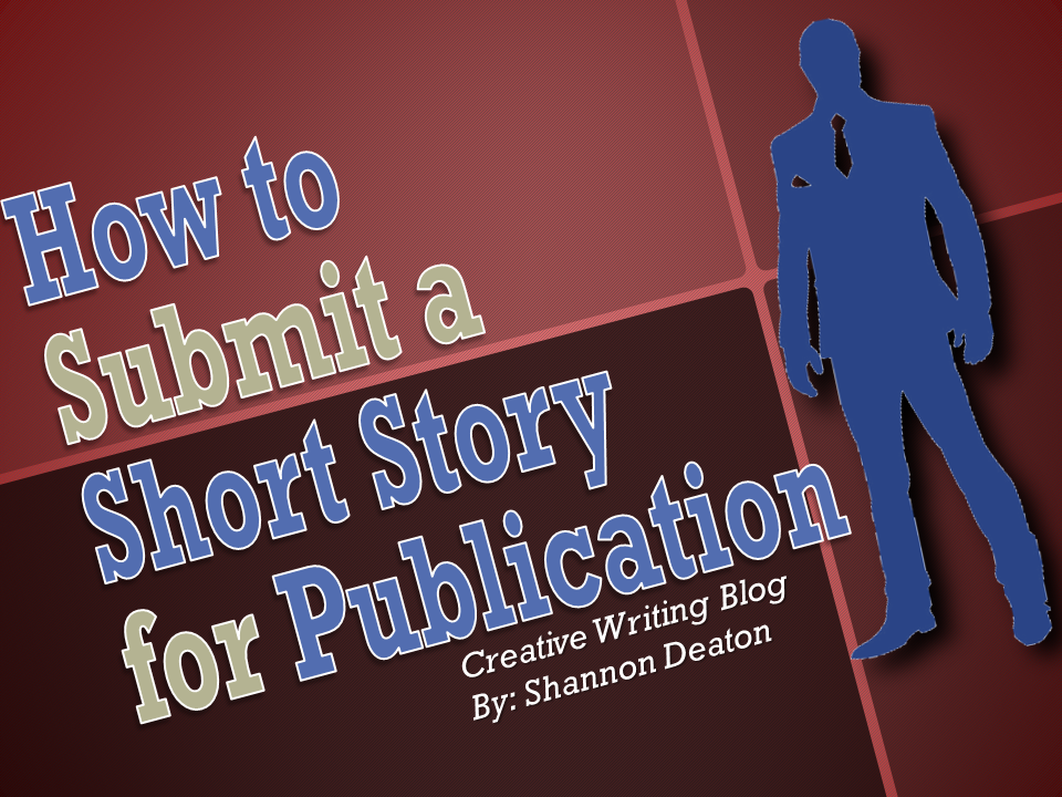 How to Submit a Short Story for Publication